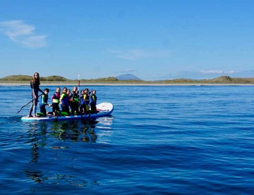Explore the wonderful outdoors of Co. Sligo this July with Adventure Sligo Summer Camps