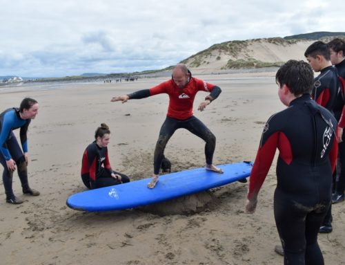 Try some August Adventure with Adventure Sligo Summer Camps for kids